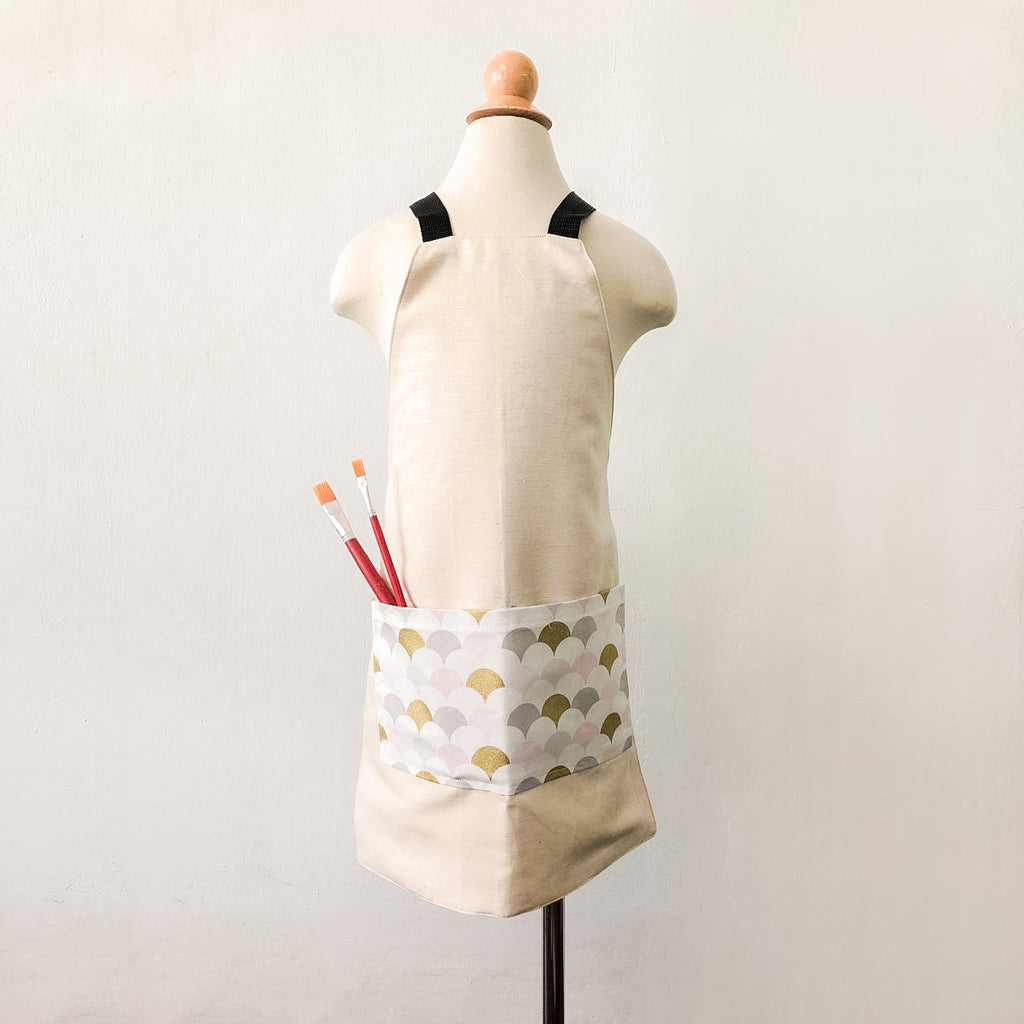 Kids' Craft Apron