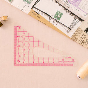 Set Square Rulers (Small Right Angle Ruler)
