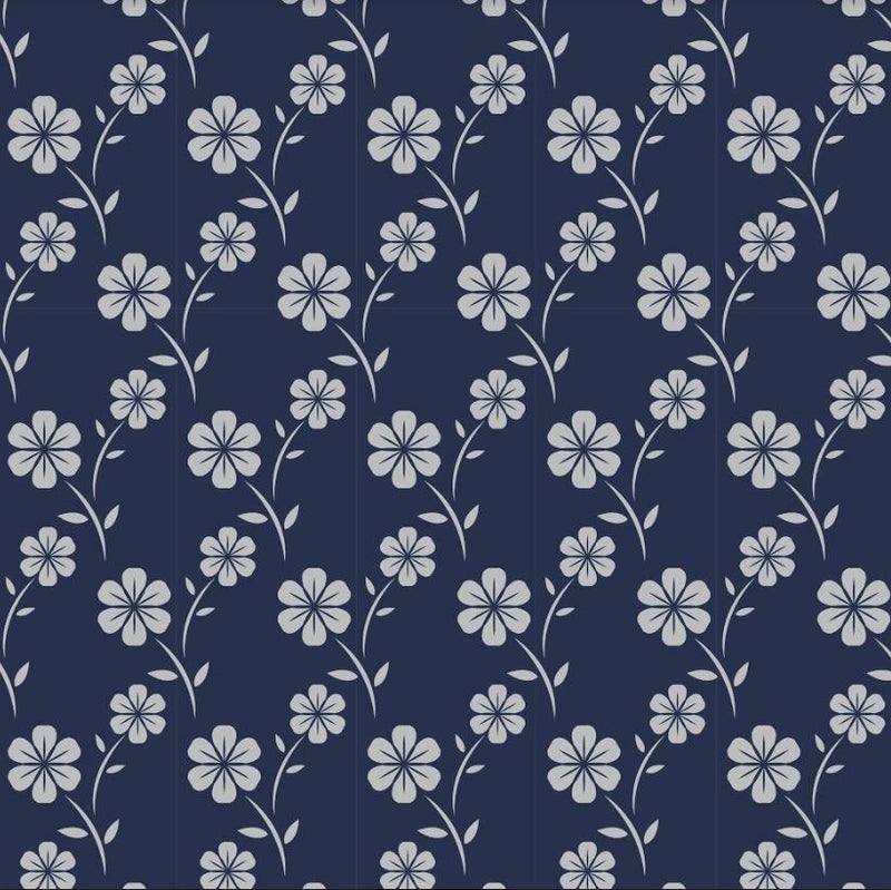 IE-OCP 006 | Blue Toned Flowers