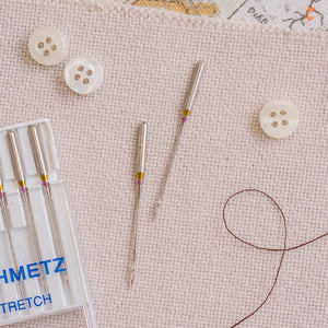 Schmetz Stretch Needles (Various Sizes)