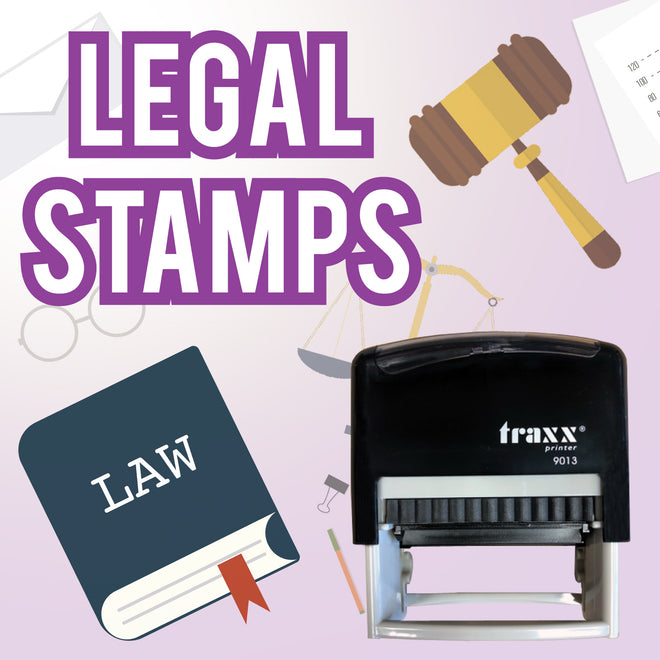 Legal Stamps