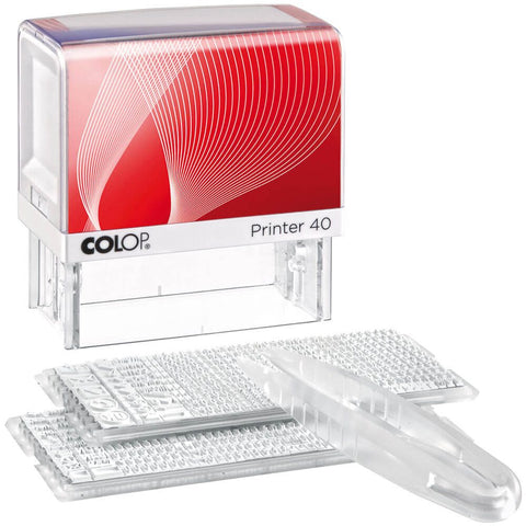 Colop Printer 40/2 Set DIY Kit
