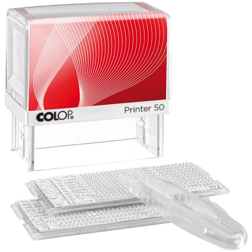 Colop Printer 50/2 Set DIY Kit