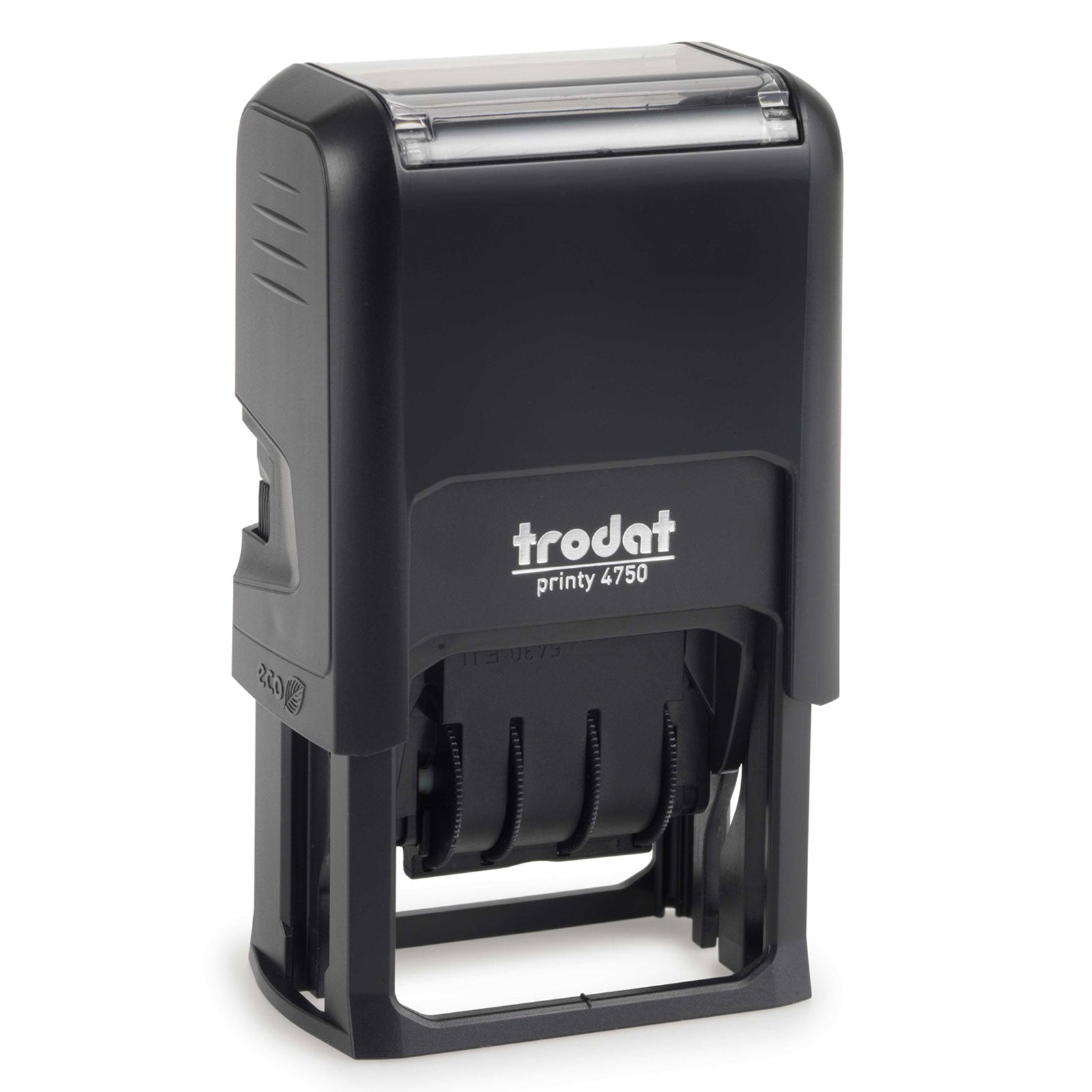 Trodat Printy 4750 Self Inking Rubber Stamp - 42 x 26mm