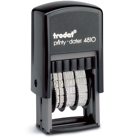 Trodat Printy Mini Dater 4810 3.8mm