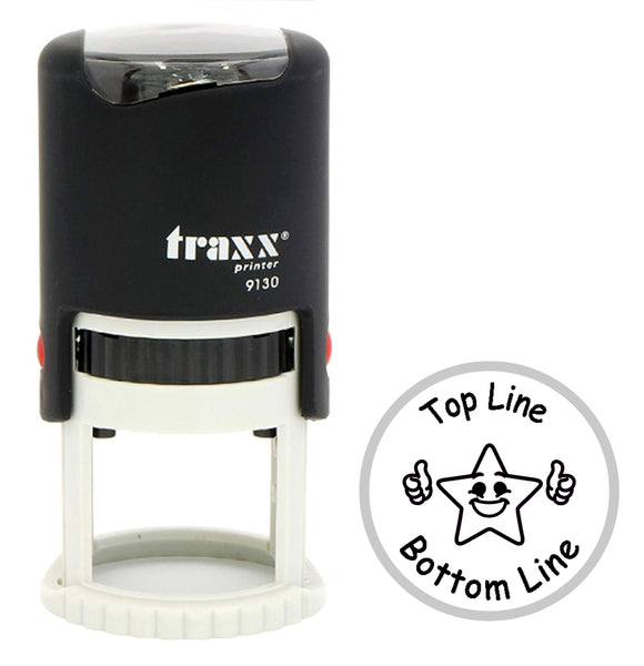 Traxx 9130 30mm Round - Star