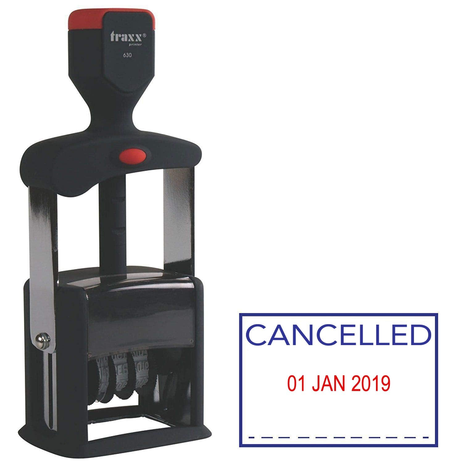 Traxx JF630 Stock Date Stamp -  CANCELLED