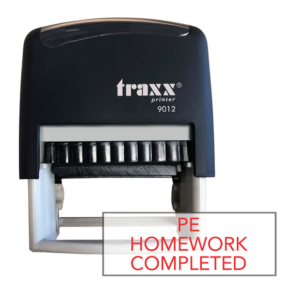 Traxx 9012 48 x 18mm Homework Completed - PE