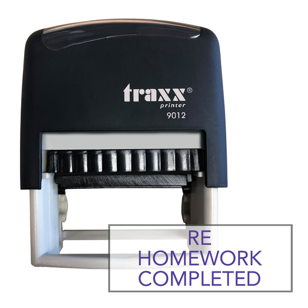 Traxx 9012 48 x 18mm Homework Completed - RE