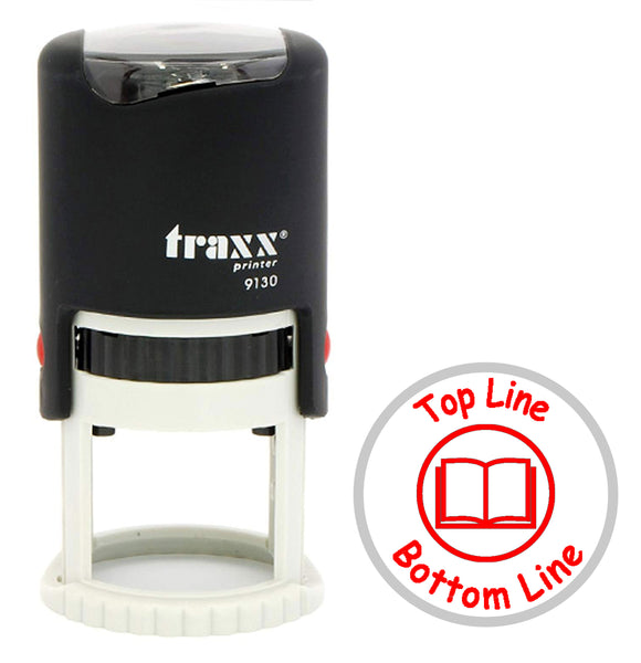 Traxx 9130 30mm Round - Book