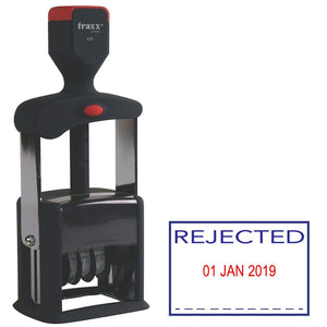 Traxx JF630 Stock Date Stamp -  REJECTED