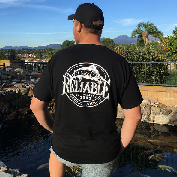 Reliable OG Logo (white) T-Shirt