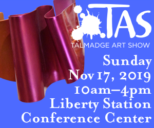 Talmadge Art Show, Liberty Station