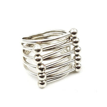 Load image into Gallery viewer, Salyulita Sterling Silver Ring
