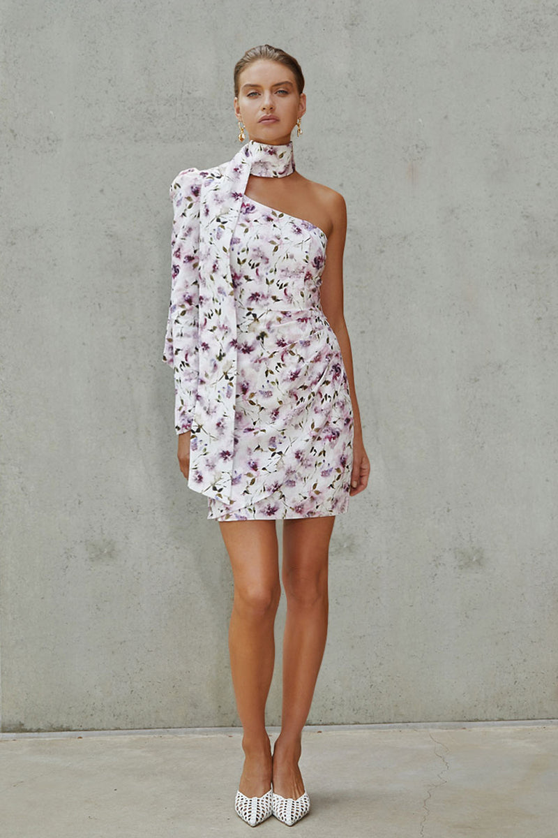 AUDREY DRESS - FLORA