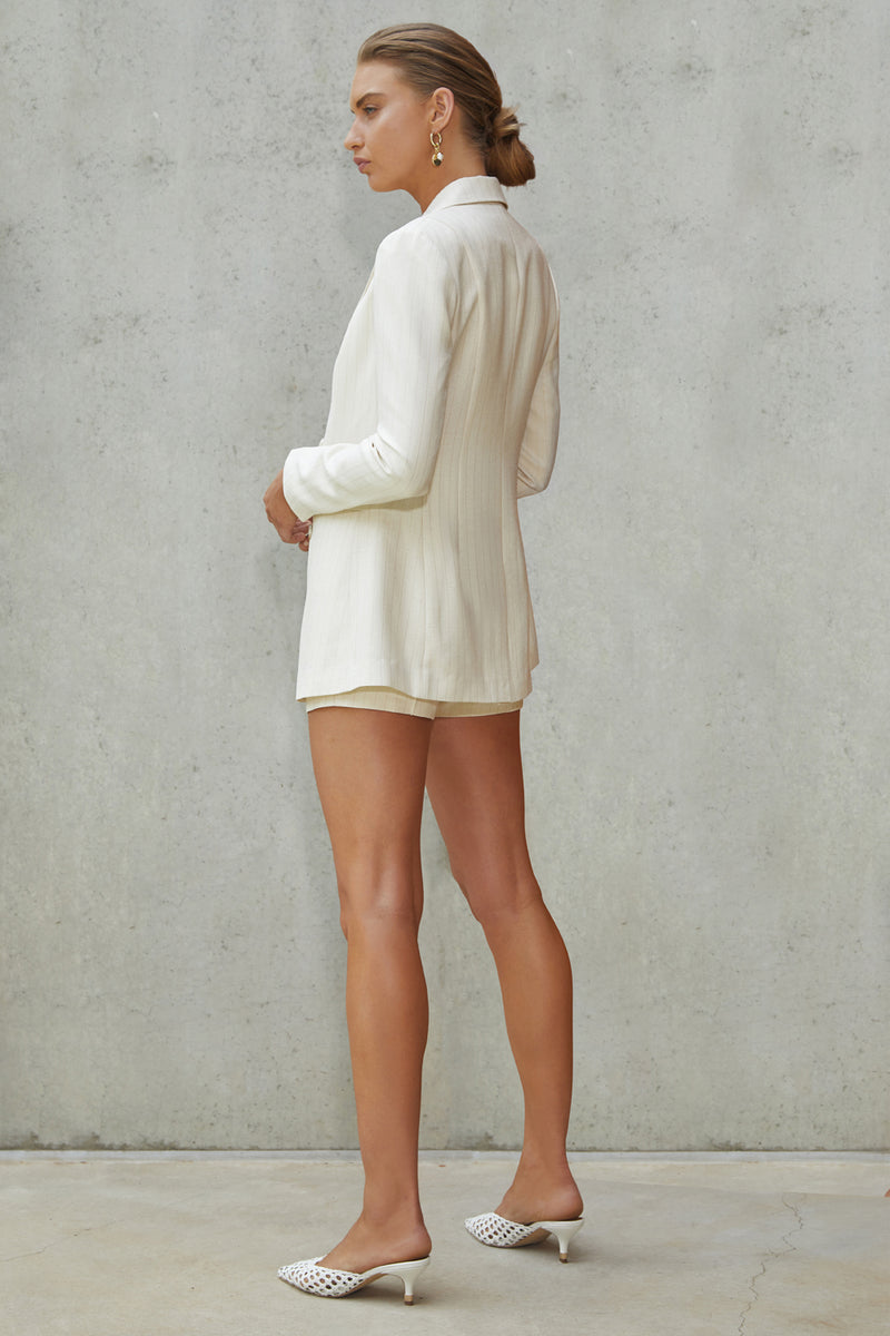 CHRISTELLE SHORT - CREAM