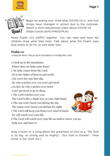 Load image into Gallery viewer, Gift of Peace Family Devotional- kids (Free download)
