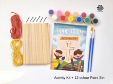 Load image into Gallery viewer, Good Friday Activity Kit