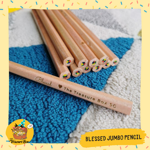 Blessed Jumbo Colour Pencil
