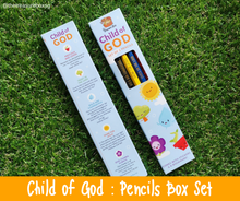 Load image into Gallery viewer, Child of God Pencil Set