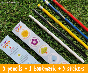 Child of God Pencil Set
