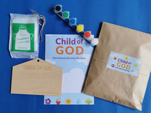 Load image into Gallery viewer, Child of God Devotional Activity Kit