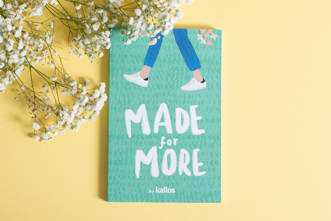 KALLOS / Made For More Devotional (For Teen girls)