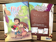 Load image into Gallery viewer, The Fruit of the Spirit - A Devotional Activity Book for Little Ones