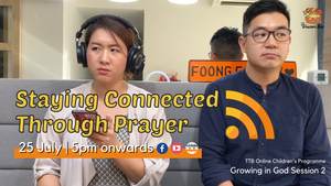 Parent's Guide: Stay Connected Through Prayer
