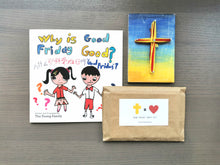 Load image into Gallery viewer, Good Friday Book + Craft Kit BUNDLE