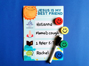 MY BEST FRIEND Family Devotional Box