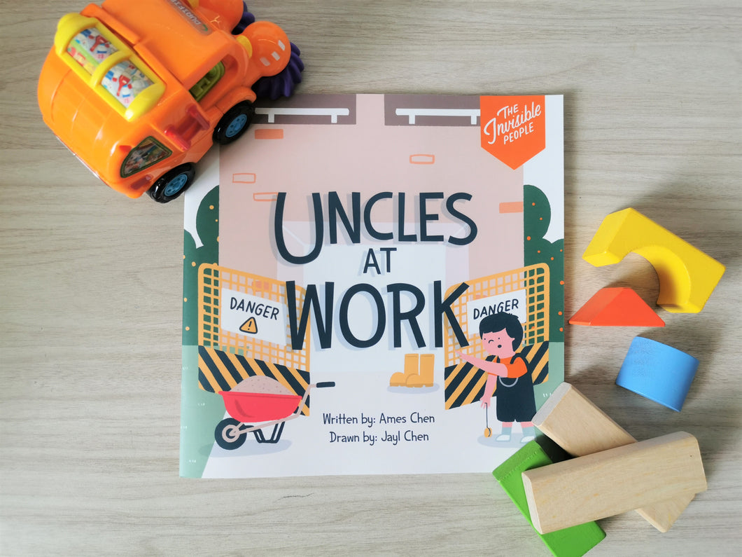 [The Invisible People Series] Uncles At Work