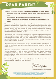 Parent's Guide: Worship Is All About Jesus