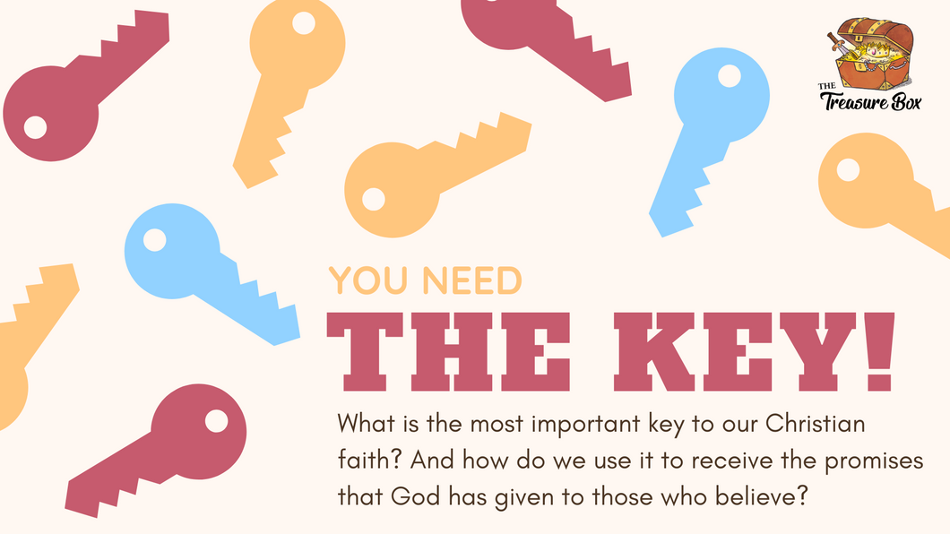 Paret's Guide: You Need The KEY!