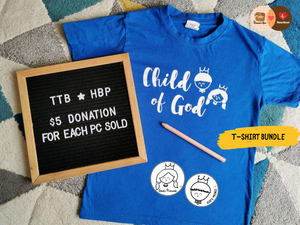 Child of God T-shirt (ADULT)