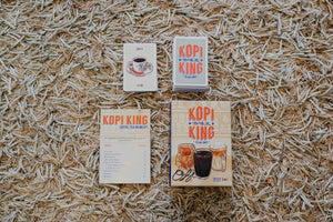 Kopi King Card Game
