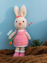 Load image into Gallery viewer, Abby Rabbit Toy Plushy