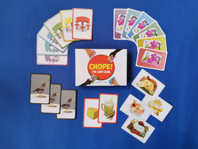 CHOPE Card Game