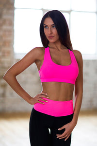 Basic Pink - Designed for Fitness
