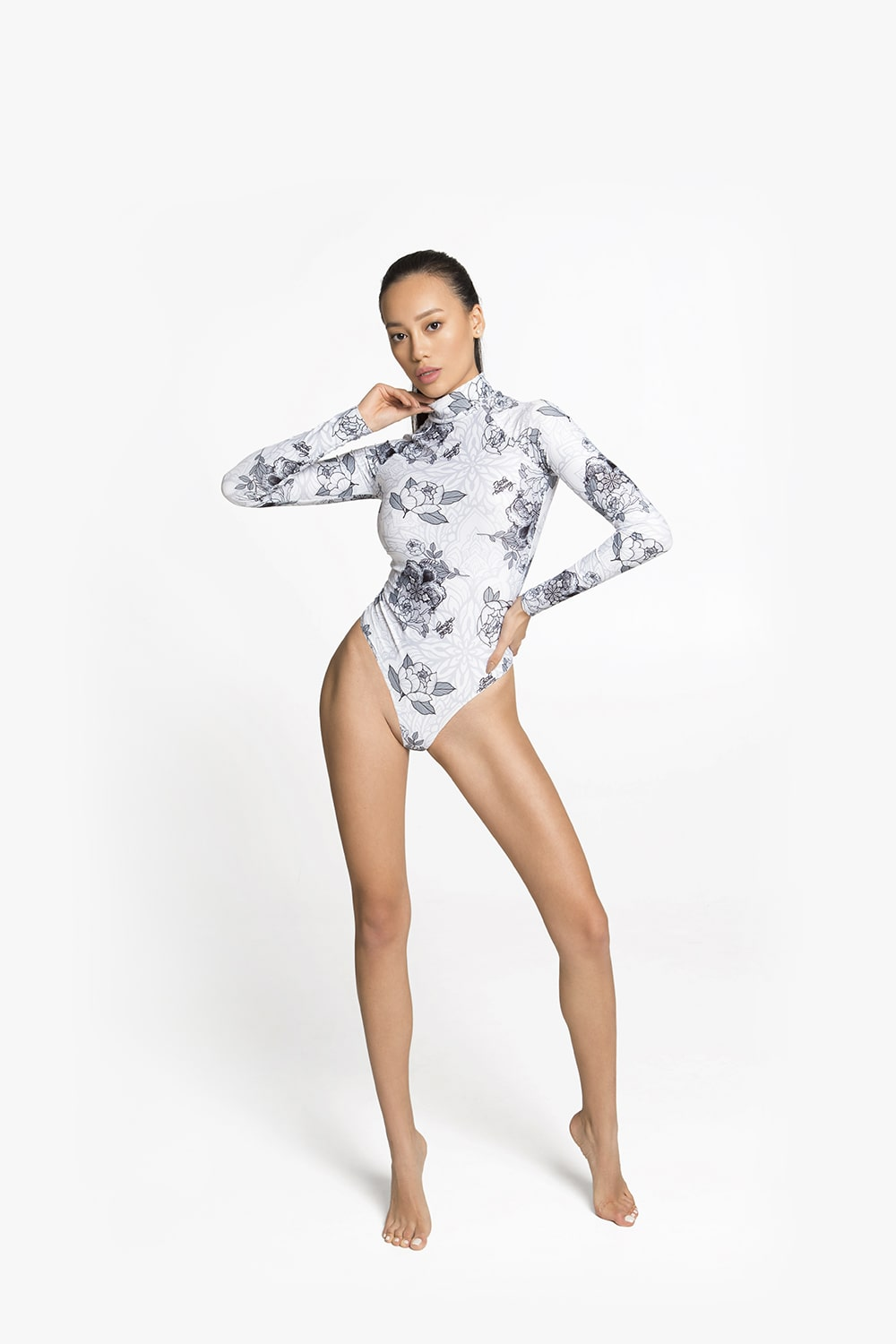 BODYSUIT BY SASHA TATTOOING - Designed for Fitness