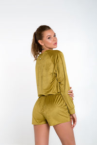 CHILL GOLD JUMPER - Designed for Fitness