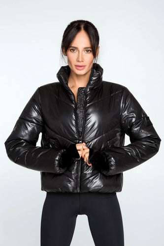 DF ORIGINAL PUFFER BLACK - Designed for Fitness