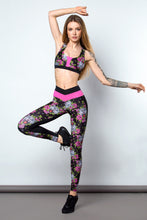 Load image into Gallery viewer, Fitness Set Bra and Leggings BARSA - Designed for Fitness