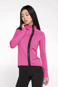 JACKET DF ORIGINAL PINK - Designed for Fitness