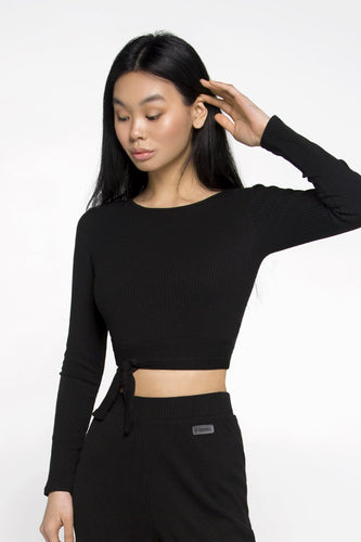 JUMPER RUBBY BLACK - Designed for Fitness