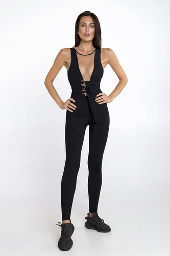 JUMPSUIT AGENT - Designed for Fitness