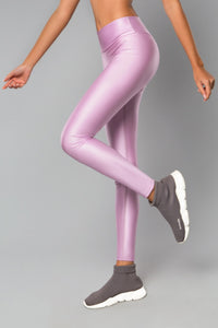 LEGGINGS GLOSSY QUARTZ - Designed for Fitness