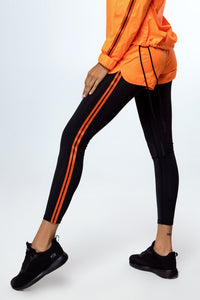 LEGGINGS & SHORTS FOOTBALL GIRL - Designed for Fitness