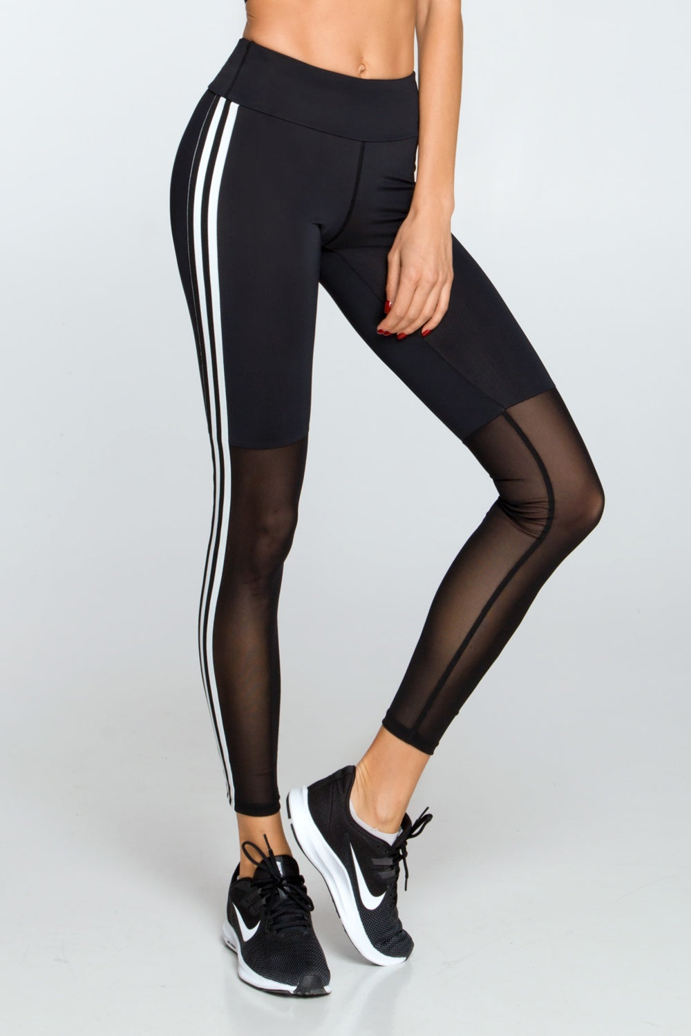 4 STRIPES Leggings - Designed for Fitness