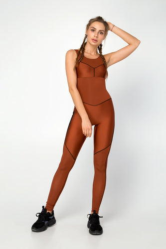 NEBULA AURUM JUMPSUIT - Designed for Fitness